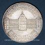 Monnaies Autriche. République. 50 schilling 1972. 100e anniversaire de l'Institut d'agriculture