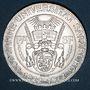 Monnaies Autriche. République. 50 schilling 1972. Université de Salzbourg