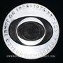 Monnaies Autriche. République. 50 schilling 1974 50e anniversaire de la Radio autrichienne