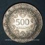 Monnaies Autriche. République. 500 schilling 1980. 1000e anniversaire de la fondation de Steyr
