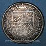 Monnaies Autriche. Rodolphe II (1576-1612). Taler 1605. Hall