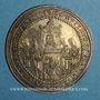 Monnaies Autriche. Salzbourg. Paris, comte de Lodron (1619-1653). 1/2 taler 1628