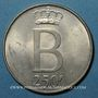 Monnaies Belgique. Baudouin I (1951-1993). 250 francs 1976. légende flamande