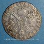 Monnaies Belgique. Brabant. Albert et Isabelle (1598-1621). 1/4 patagon. Anvers