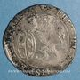 Monnaies Belgique. Brabant. Philippe IV (1621-1665). Escalin 1623. Bruxelles
