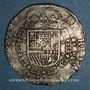 Monnaies Belgique. Brabant. Philippe IV (1621-1665). Patagon 1623. Bruxelles