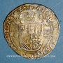 Monnaies Belgique. Flandres. Philippe IV (1621-1665). Escalin 1621. Tournai