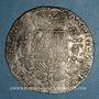 Monnaies Belgique. Flandres. Philippe IV (1621-1665). Patagon 1635. Bruges