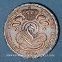 Monnaies Belgique. Léopold I (1831-1865). 10 centimes 1832