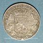 Monnaies Belgique. Léopold I (1831-1865). 20 centimes 1853 L.W.