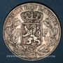 Monnaies Belgique. Léopold I (1831-1865). 5 francs 1849