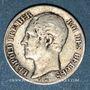 Monnaies Belgique. Léopold II (1865-1909). 20 centimes 1853 LW