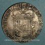 Monnaies Belgique. Liège. Maximilien Henri de Bavière (1650-1688). Patagon 1666