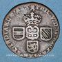 Monnaies Belgique. Namur. Philippe V (1700-1711). Liard 1710