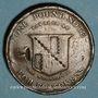 Monnaies Birmingham. Birmingham Workhouse. 3 pence token 1813