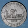 Monnaies Cornouailles. Cornish mines. 1 penny 1811