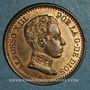 Monnaies Espagne. Alphonse XIII (1886-1931). 2 centimos 1905 (05) SM-V