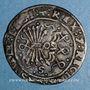 Monnaies Espagne. Ferdinand et Isabelle (1474-1504). 1 real. Séville