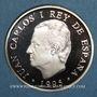 Monnaies Espagne. Juan Carlos I (1975- 2014). 1 000 pesetas 1996. (PTL 925/1000. 13,66 g)