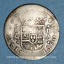 Monnaies Espagne. Louis I (1724). 2 reales 1724A. Madrid