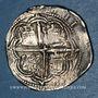 Monnaies Espagne. Philippe III (1598-1621). 4 reales (1617-21)SG. Ségovie