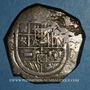Monnaies Espagne. Philippe IV (1621-1665). 8 reales. Séville