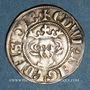 Monnaies Grande Bretagne. Edouard III (1327-1377). Penny. Londres