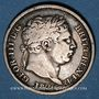 Monnaies Grande Bretagne. Georges III (1760-1820). 1 shilling 1820