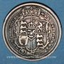 Monnaies Grande Bretagne. Georges III (1760-1820). Shilling 1820