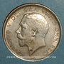 Monnaies Grande Bretagne. Georges V (1910-1936). 1/2 couronne 1912