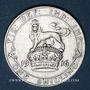 Monnaies Grande Bretagne. Georges V (1910-1936). 1 shilling 1916