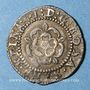 Monnaies Grande Bretagne. Jacques I (1603-1625). Penny (1604-1619)