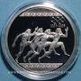 Monnaies Grèce. République. 1 000 drachmes 1996. (PTL 925/1000. 33,63 g)