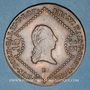 Monnaies Hongrie. François II (1792-1835). 15 kreuzer 1807B. Kremnitz