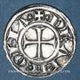 Monnaies Italie. Ancône. République (1198-1532). Grosso agontano, vers 1300