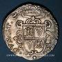 Monnaies Italie. Duché de Milan. Philippe IV, roi d'Espagne et duc de Milan (1621-1655). Ducaton 1622