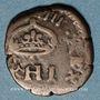 Monnaies Italie. Duché de Milan. Philippe IV, roi d'Espagne et duc de Milan (1621-1655). Sesino