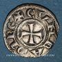 Monnaies Italie. Gênes. République (1139-1339). Denier