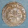 Monnaies Italie. Milan. Jean Galeazzo Visconti, seigneur (1385-95) puis duc (1395-1402). Sesino