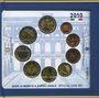 Monnaies Italie. République (1946- /). Série FDC 2010