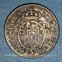 Monnaies Italie. Royaume de Naples et Deux Siciles. Ferdinand  (1816-1825). 10 grana 1818