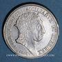Monnaies Italie. Royaume de Naples et Deux Siciles. Ferdinand I (1816-1825). 120 grana ou piastre 1818