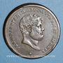 Monnaies Italie. Royaume de Naples et Deux Siciles. Ferdinand II (1830-1859). 10 tornesi 1857