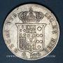 Monnaies Italie. Royaume de Naples et Deux Siciles. Ferdinand II (1830-1859). 120 grana ou piastre 1856