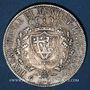 Monnaies Italie. Sardaigne. Charles Félix (1821-1831). 5 lires 1830P