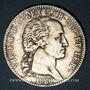 Monnaies Italie. Sardaigne. Victor Emmanuel I (1814-1821). 5 lires 1820. Turin