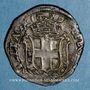 Monnaies Italie. Savoie. Charles Emmanuel I (1580-1630). Florin 1629. Turin ou Vercelli