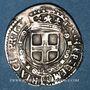 Monnaies Italie. Savoie. Charles  Emmanuel II, duc (1648-1675). 1/12 scudo 1659, Turin