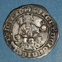 Monnaies Italie. Sicile. Les Angevins. Robert d'Anjou (1309-1343). Carlin
