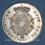Monnaies Italie. Toscane. Léopold II (1824-1848 ; 1849-1859). 1 paolo 1831. Florence